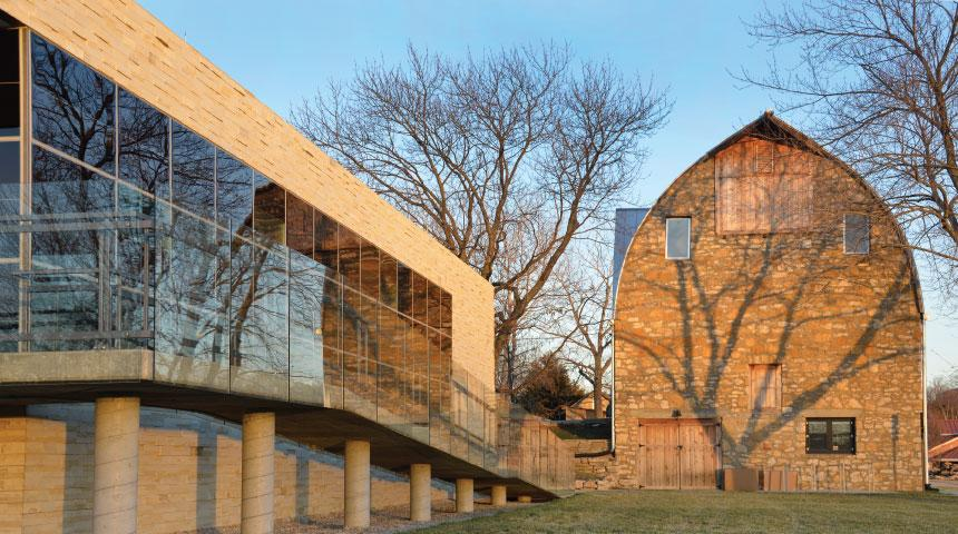 Center for Design Research and Barn
